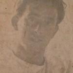 צילום מתוך תעודת זהות. מועד צילום לא ידוע